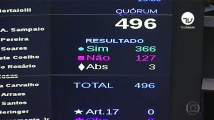 Câmara aprova em 2º turno PEC que viabiliza retomada do auxílio emergencial