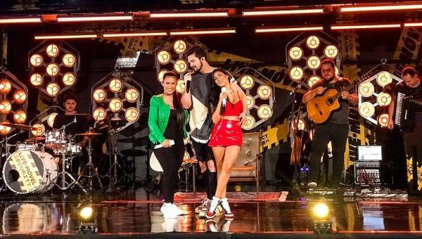 Luan Santana | Machista Part. Simone e Simaria
